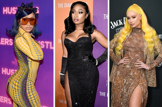 Which Female Rapper Are You?