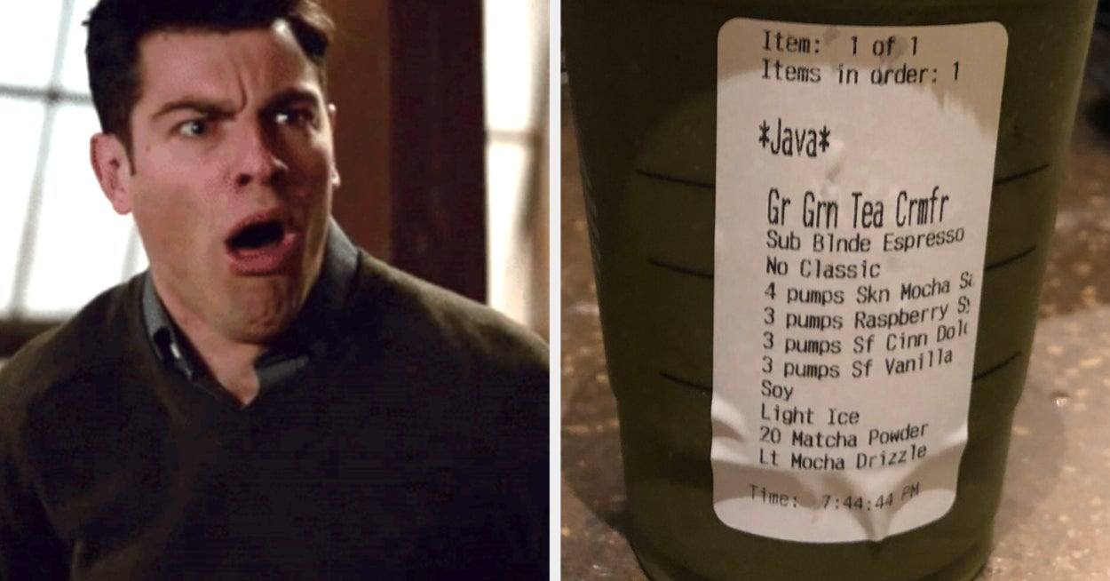 19 Wild Orders People In The Food Industry Actually Had To Make For Customers