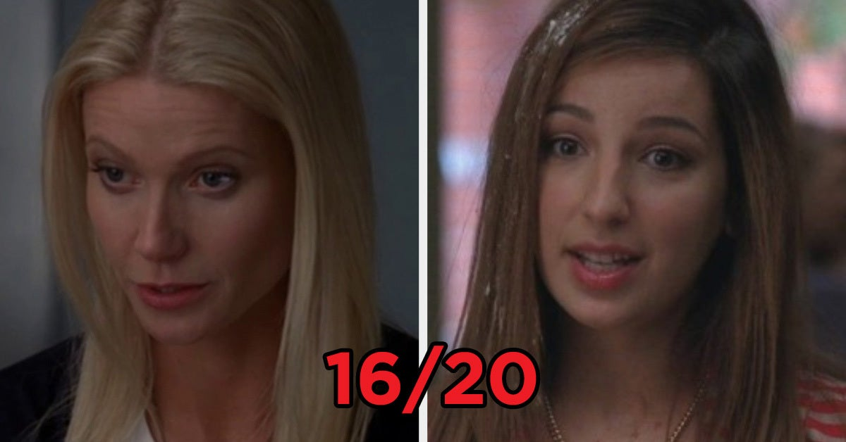 """Can You Identify At Least 16 Of These Recurring """"Glee"""" Characters?"""