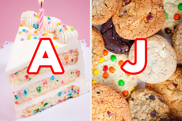 Pick 7 Desserts And We'll Reveal The ...