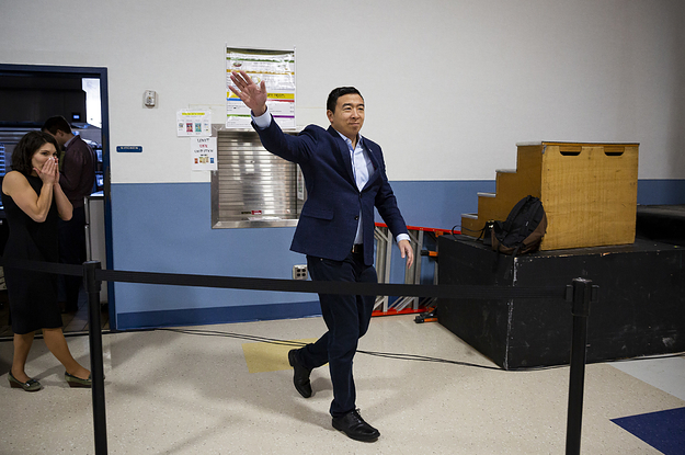 What's New About Andrew Yang