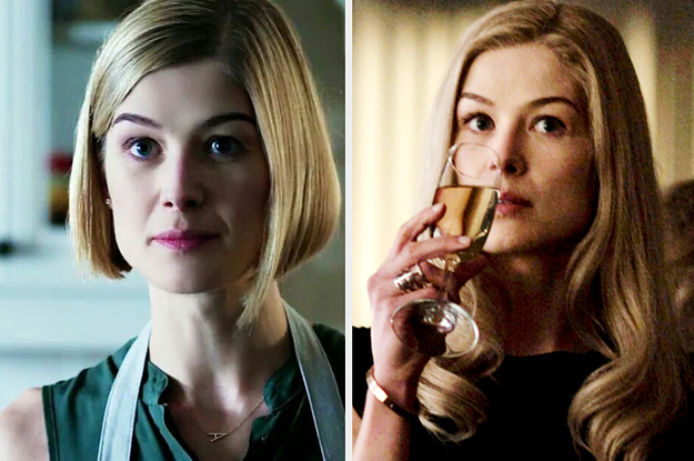 """16 Tweets For Everyone Still Not Over Amy Dunne From """"Gone Girl"""""""