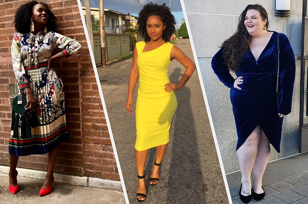 25 Dresses That'll Probably Stop All Kindsa Traffic