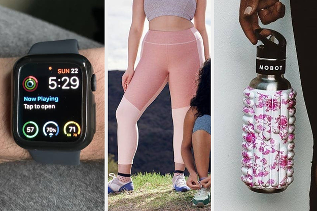 46 Products That Might Make You Want To Exercise More This Year