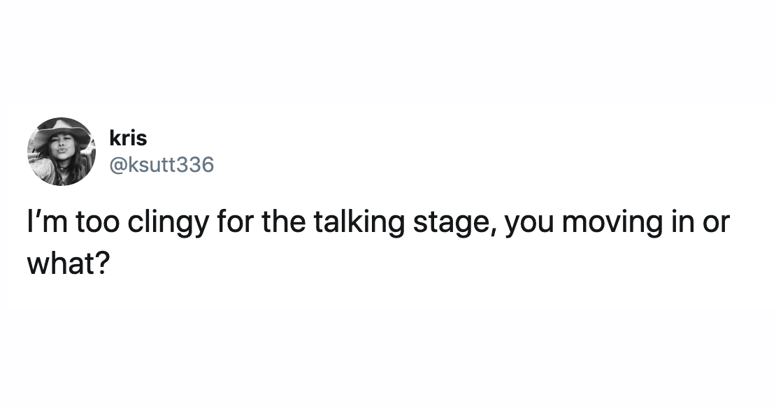 """19 Tweets That Will Make You Never Want To Go Through Another """"Talking"""" Stage"""
