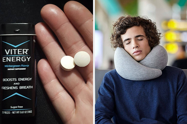 33 Products For Anyone Who Is Just Really Damn Tired