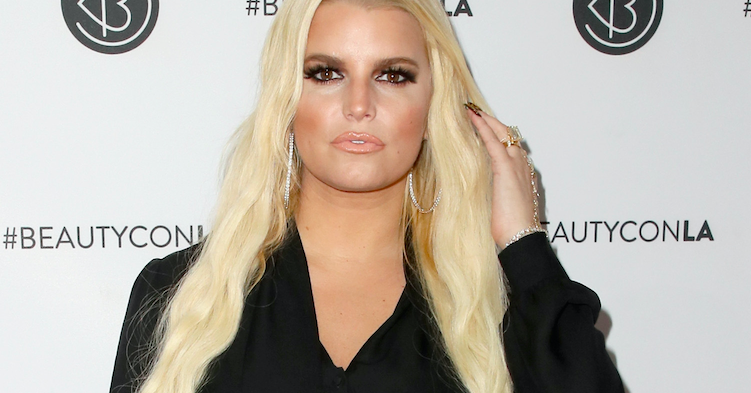 Jessica Simpson Opened Up About Her Addiction To Alcohol And Pills After Being Sexually Abused As A Child