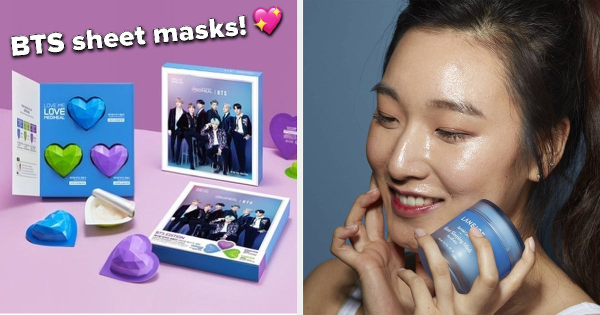 42 Korean Skincare Products You'll Probably Wish You'd Known About Sooner