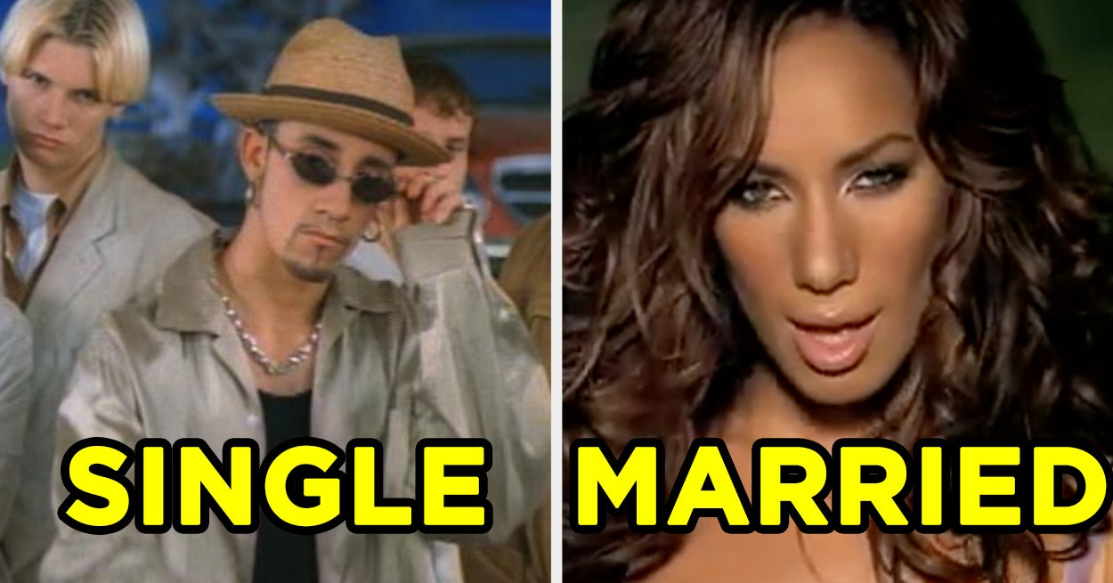 Pick A Love Song From Each Decade And We'll Guess Your Relationship Status