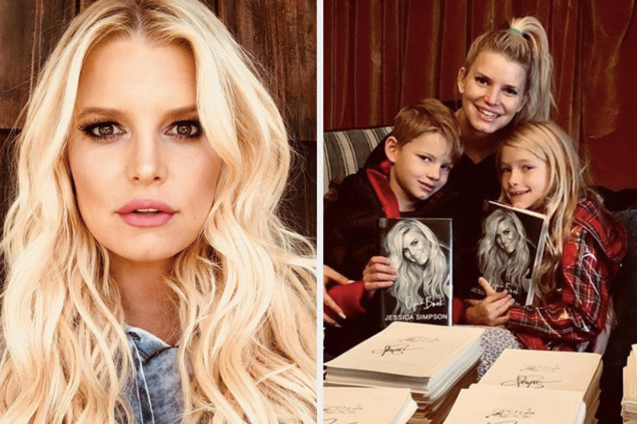 Jessica Simpson Opened Up About Hitting