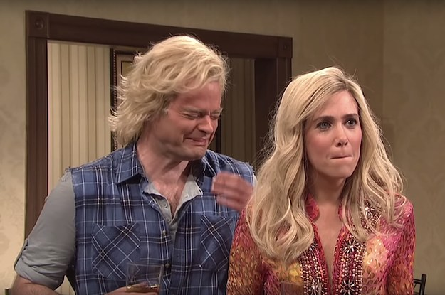 """Which Bill Hader Moments From """"SNL"""" Are Undeniably The Best?"""