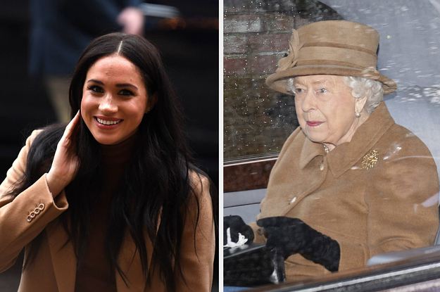The Harry And Meghan Drama Is ...