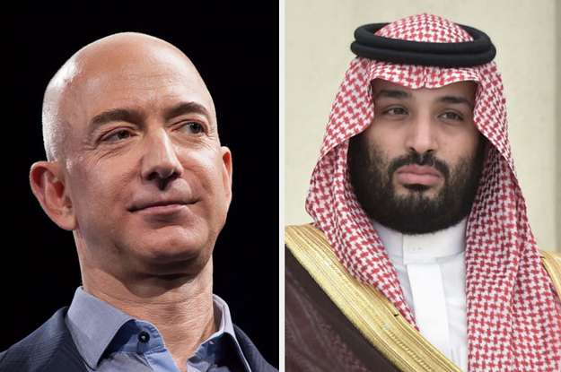 Jeff Bezos Got A Shady WhatsApp Link From The Saudi Crown Prince And Was Hacked, UN Experts Said