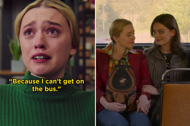 """Everyone's Calling The Bus Scene In """"Sex Education"""" The Best TV Moment, And Here's Why"""