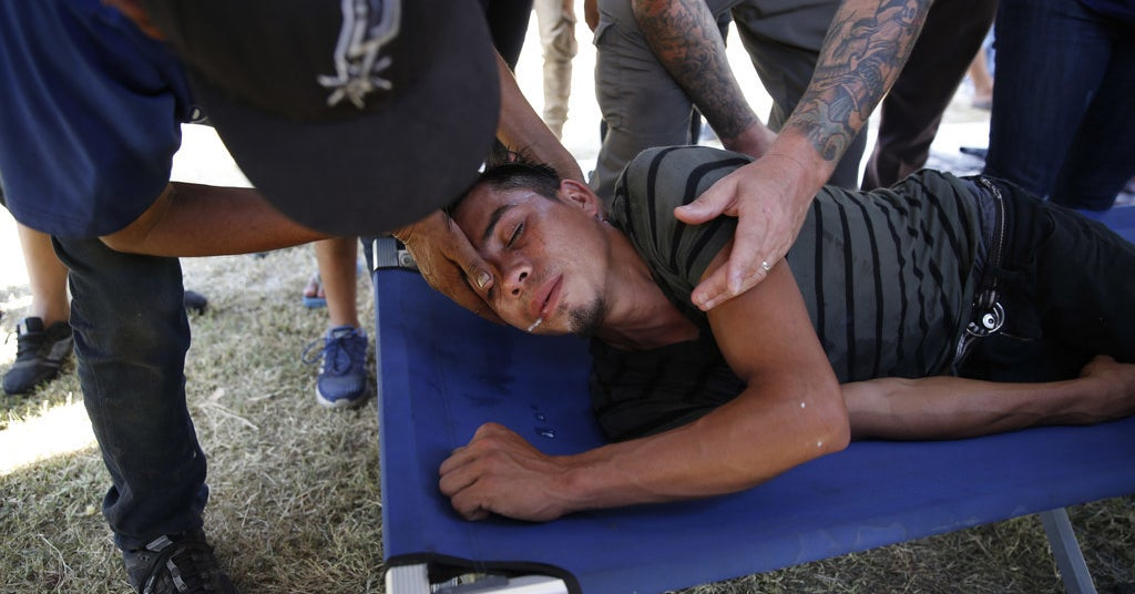 Trump Plans To Force Brazilian Asylum-Seekers To Wait In Mexico