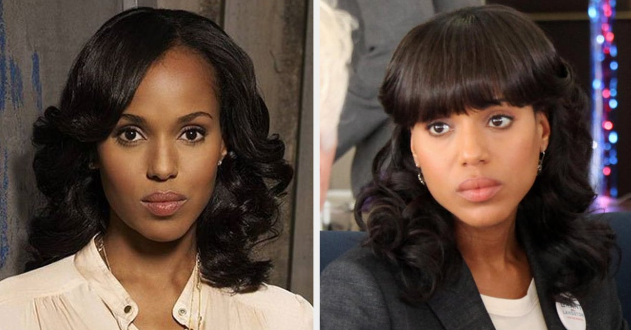 21 Sets Of TV And Movie Bangs That Transcended All Time And Space