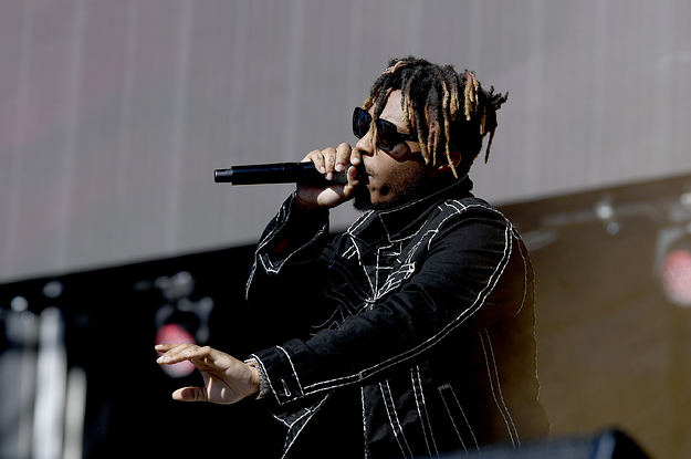 Rapper Juice Wrld Died Of An Accidental Overdose, Officials Said