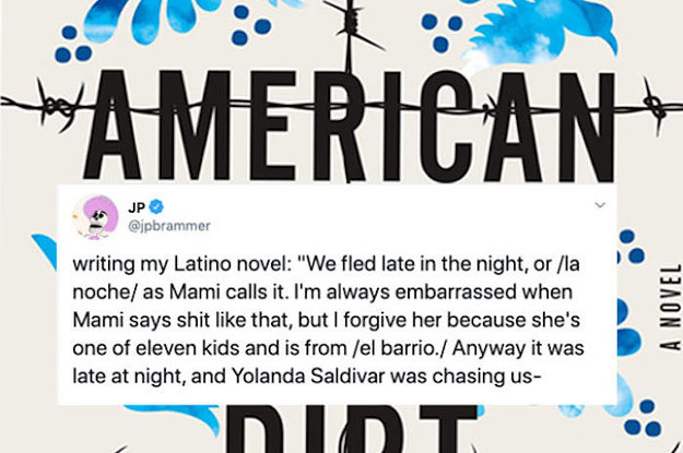 """The """"American Dirt"""" Drama Has Inspired Some Very Funny Tweets"""