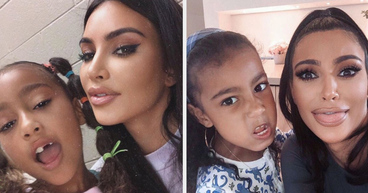 Kim Kardashian's Story About How She Named North West Is Truly Something Else