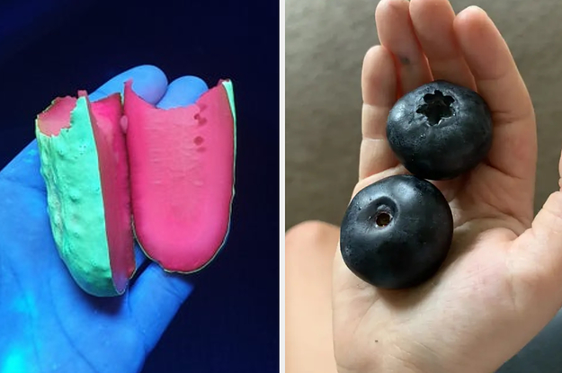 24 Pictures Of Food That Look Like They'...