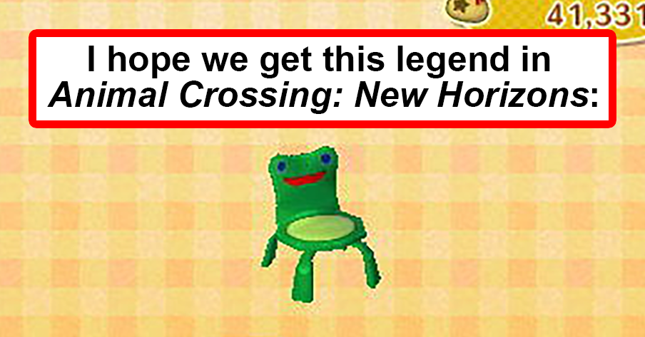 """17 Animal Crossing Tweets Because """"New Horizons"""" Is Only Two Months Away"""