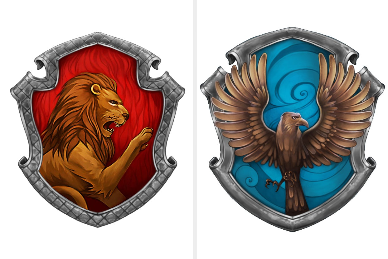 This Quiz Will Determine Which Hogwarts House You Belong In, Once And For All