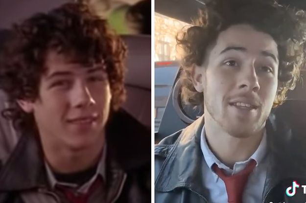 The Jonas Brothers Have Recreated A Scene ...