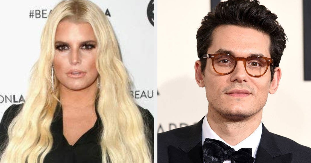 """Jessica Simpson Addressed John Mayer's """"Sexual Napalm"""" Comment, And Says She Deleted His Number"""