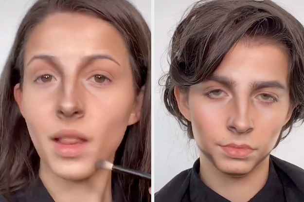 This Makeup Artist Transformed Herself Into ...
