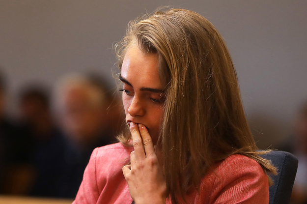 Michelle Carter, Who Encouraged Her Boyfriend To Kill Himself, Was Released From Prison Early