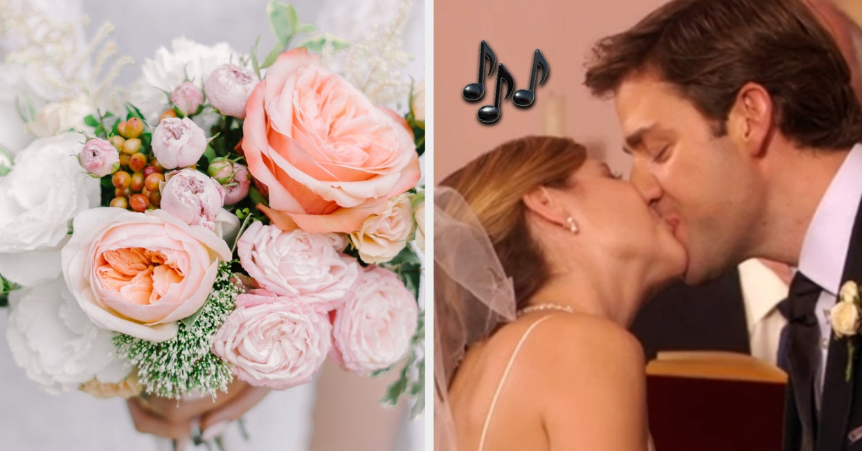 Create A Wedding Playlist And We'll Tell You What Your Wedding Theme Will Be