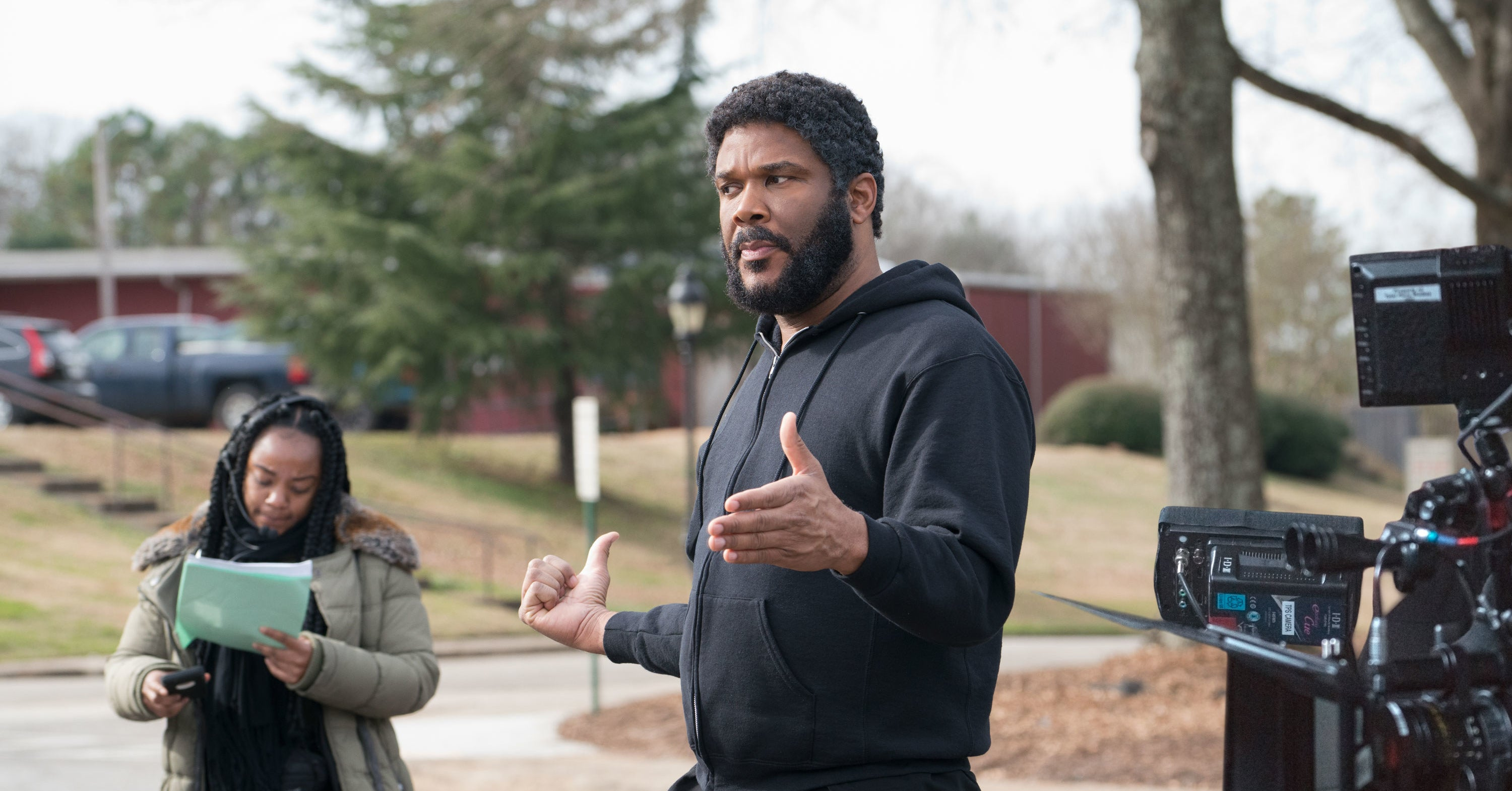 """""""A Fall From Grace"""" Might Be Tyler Perry's Worst Movie Yet"""
