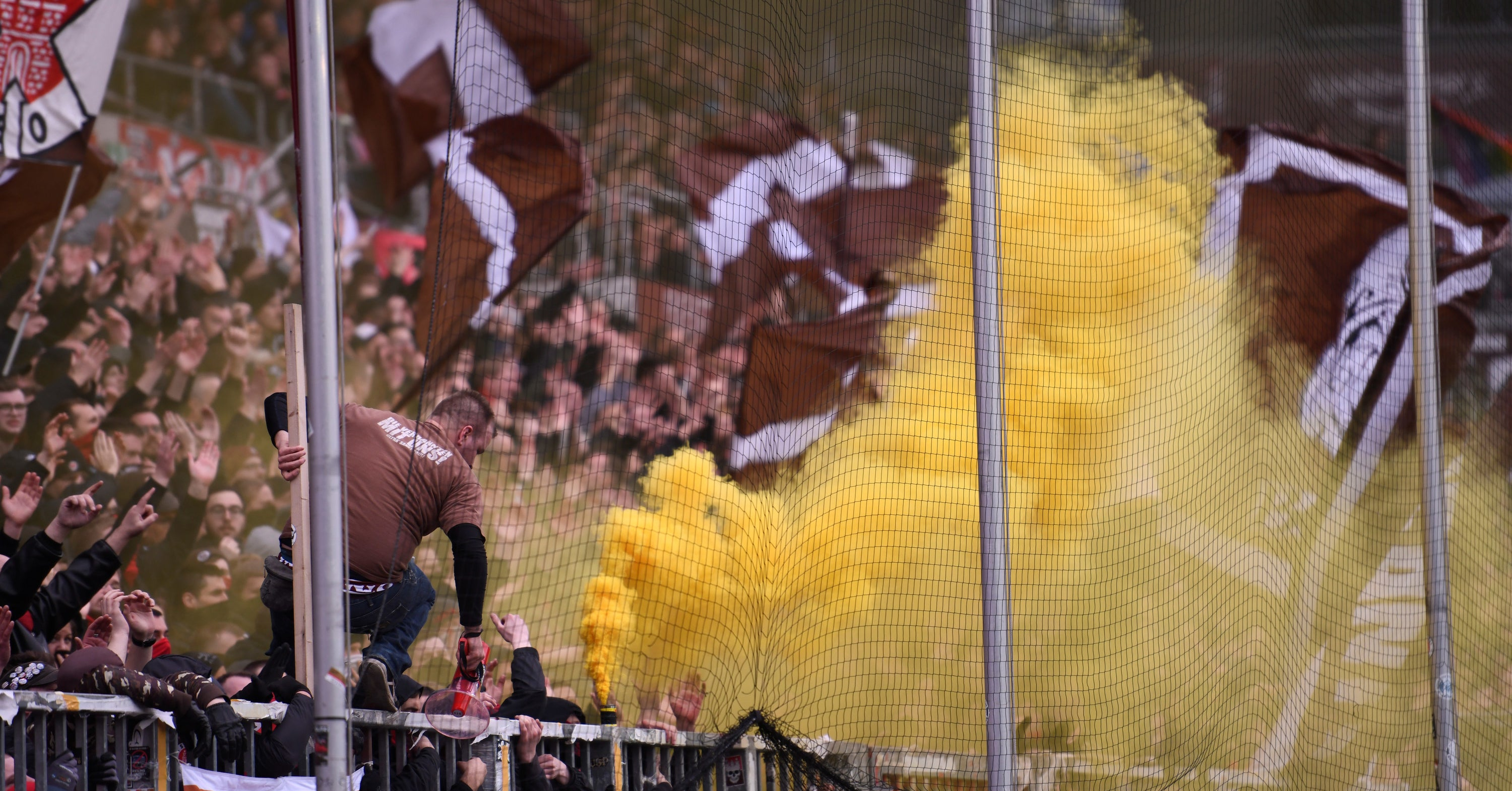 A German Football Club Is Formally Asking The UK Counter-Terror Police Why It Was Put On A Training Guide