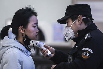 China Has Quarantined The Cities Near The Center Of The Coronavirus Outbreak
