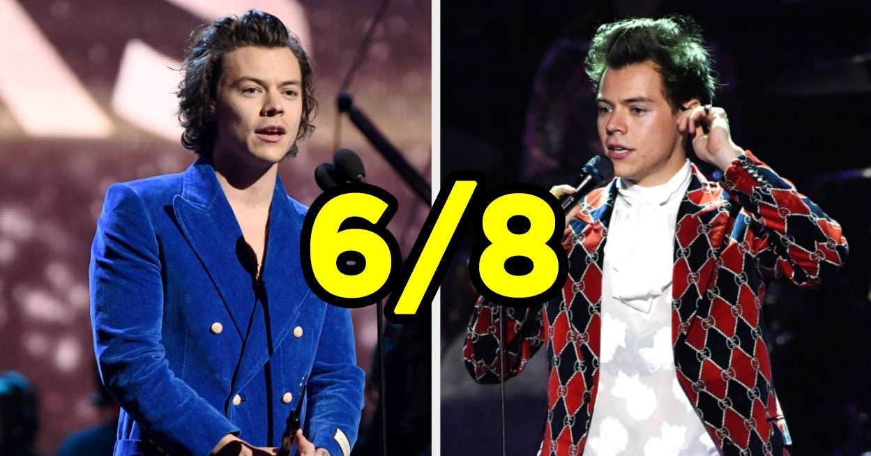 Don't Even Think About Calling Yourself A Harry Styles Fan If You Can't Get 6/8 On This Quiz