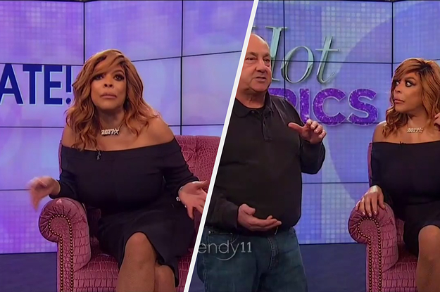 Wendy Williams Finally Addressed
