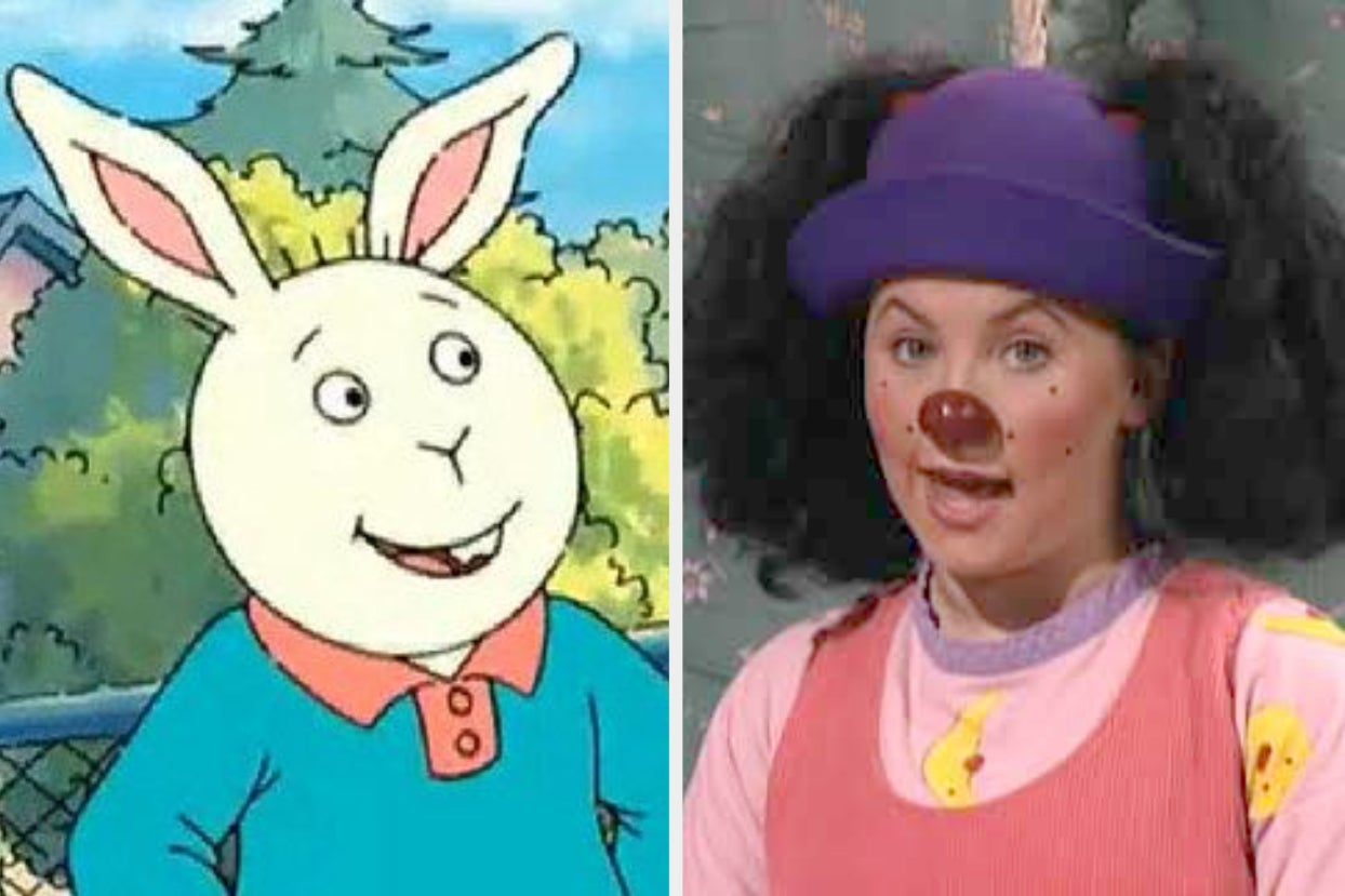 Most People Can't Identify 25 Of These PBS Kids Characters — Can You?
