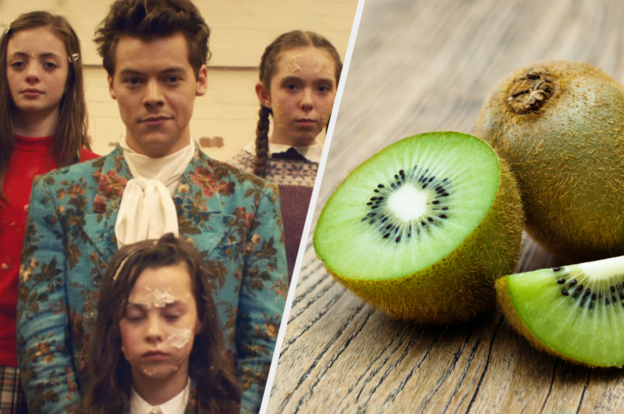 You/'re the Kiwi to my Harry