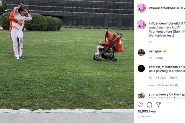 This New Instagram Account Is Dedicated To Capturing The Hilarious Fourth Wall Of People Taking Photos For Instagram