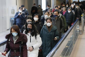 The Coronavirus Outbreak Appears To Be Contained In China, Global Health Officials Said
