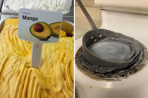 21 People Who Absolutely Cannot Be Trusted In A Kitchen
