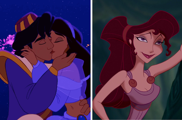 Which Disney Song Describes Your Love Life Based On The Characters You Want To Hang Out With?