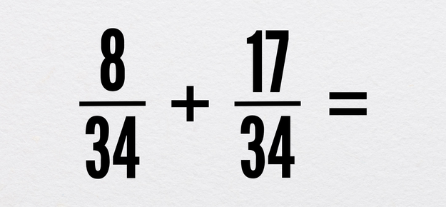 Can You Pass This Fifth Grade Math Test Without Using A Calculator?