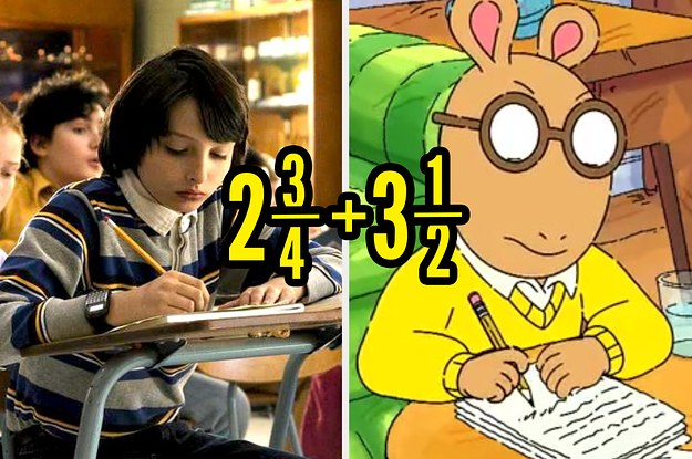 Can You Pass This Fifth Grade Math ...