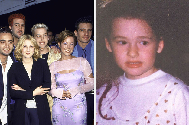 14 Celebrity #TBT Photos That Were Shared With Us This Week