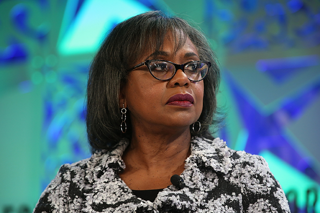 Anita Hill Told An Iowa Crowd That It's Too Late For An Apology From Joe Biden