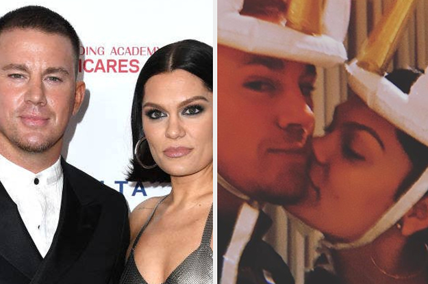 Channing Tatum Fired Back At Someone Who Said He Looked Better With Jenna Dewan Than Jessie J
