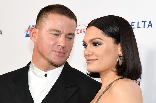 Channing Tatum Defended His Relationship With Jessie ...