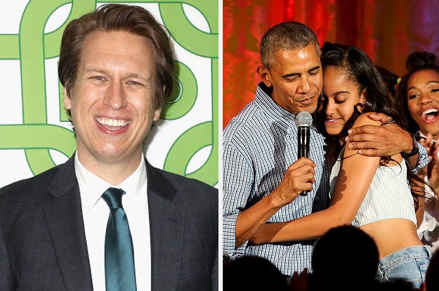 "Pete Holmes Accidentally Told Malia Obama To ""Shut The F– Up"" At One Of His Shows, And OMG, Yikes"