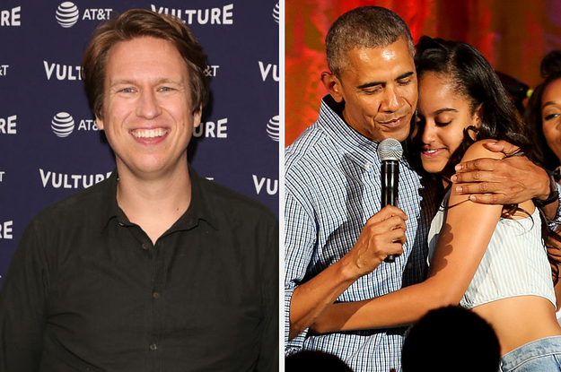 Pete Holmes Accidentally Told Malia Obama To ...